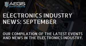 Electronics industry news September