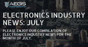 Electronics industry news
