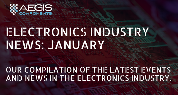 Electronics Industry News January