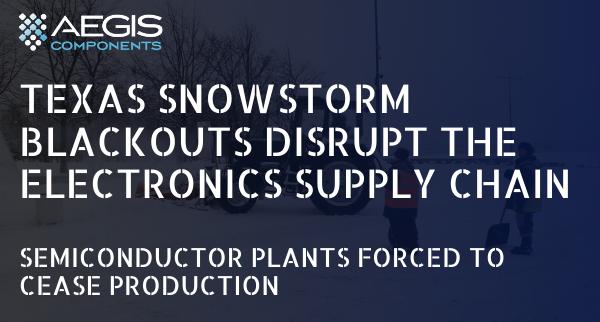 Texas Snowstorm Blackouts