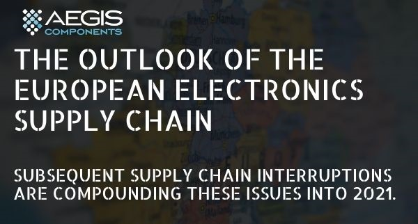 The Outlook of the European Electronics Supply Chain